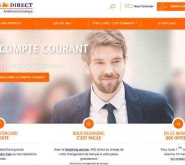 Code promo ING Direct offre réduction ouverture de compte 2016